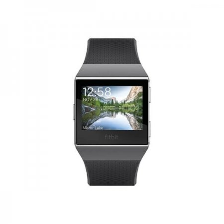 FITBITsmartwatch iONIC Charcoal/Smoke Gray