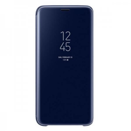 EF-ZG960CLEGWW Etui Clear View Standing Cover do Samsung Galaxy S9 Blue