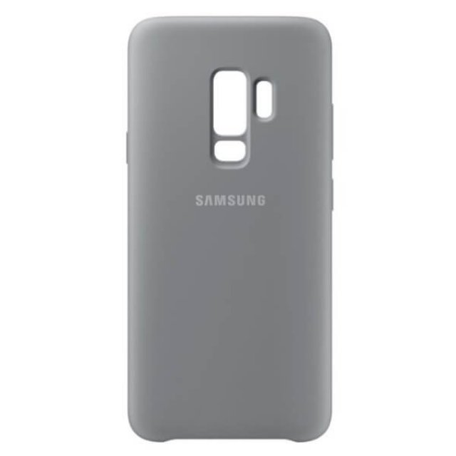 EF-PG965TJEGWW Etui Silicone Cover do Samsung Galaxy S9+ Gray