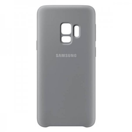 EF-PG960TJEGWW Etui Silicone Cover do Samsung Galaxy S9 Gray