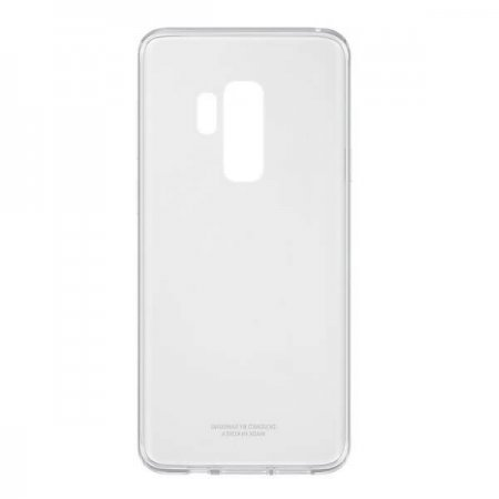 EF-QG965TTEGWW Etui Clear Cover do Samsung Galaxy S9+ Transparent