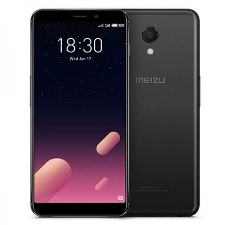 MEIZU M6S DS (3/32) Black