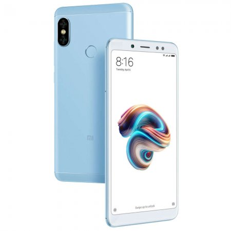 Xiaomi Redmi Note5 EU 3+32G Blue (18136)