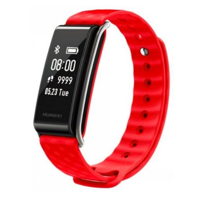 HUAWEI Color Band A2, AW61 Red