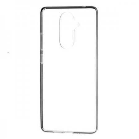 CC-708 Nokia 7 PLUS Premium Clear Case Transparent