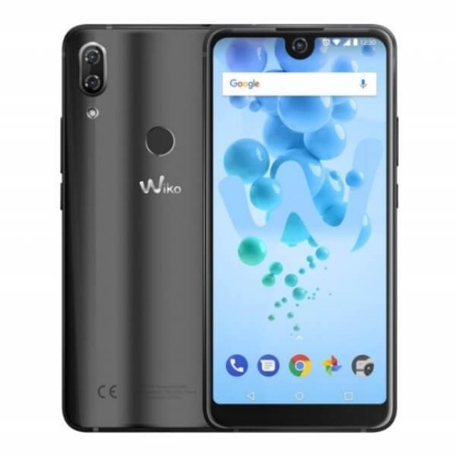 WIKO VIEW 2 PRO ANTHRACITE