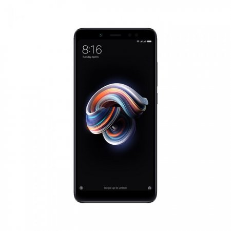 Xiaomi Redmi Note 5 EU 4+64G Black  (18138)
