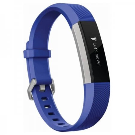 FITBIT opaska ACE, Electric Blue / Stainless Steel