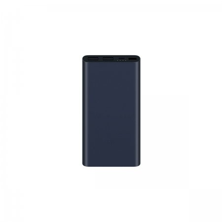 Xiaomi 10000mAh Mi Power Bank 2S Black (17775)