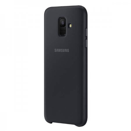 EF-PA600CBEGWW Etui Dual Layer Cover do Samsung Galaxy A6 Black