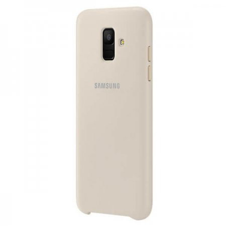 EF-PA600CFEGWW Etui Dual Layer Cover do Samsung Galaxy A6 Gold