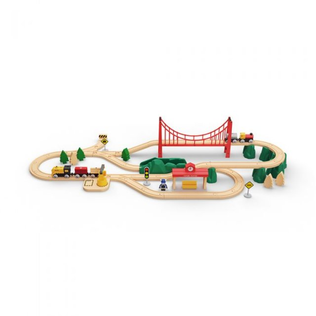 Xiaomi Mi Toy Train Set (18160 )