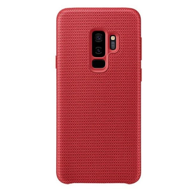 EF-GG965FREGWW Etui Hyperknit Cover do Samsung Galaxy S9+ Red