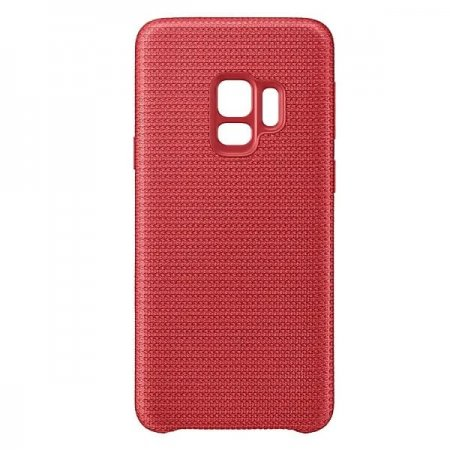 EF-GG960FREGWW Etui Hyperknit Cover do Samsung Galaxy S9 Red