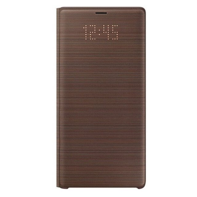 EF-NN960PAEGWW Etui LED View Cover do Samsung Note9 Brown