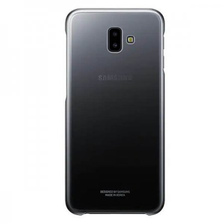 EF-AJ610CBEGWW Etui Gradation cover J6+ black