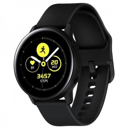 SM-R500NZDAXEO Galaxy Watch Active Black