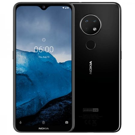 NOKIA 6.2 TA-1198 DS 4/64 PL BLACK
