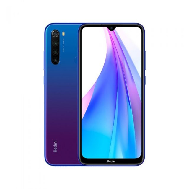 Xiaomi Redmi Note 8T 4+64 EU Starscape Blue (25943)