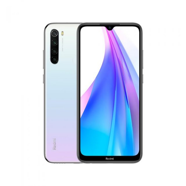 Xiaomi Redmi Note 8T 4+128 EU Moonlight White (25952)
